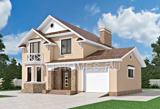 Проекты домов из- bukoveldomru
