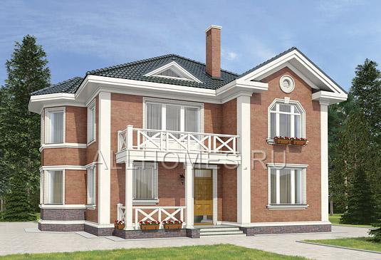 Проекты домов и коттеджей от RuPlans - Купить типовой или